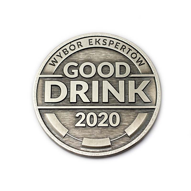 Good drink srebrny medal 2