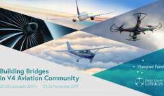 Building Bridges in V4 Aviation Community - konferencja