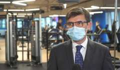 Kuchar: Siłownie i kluby fitness nie zwiększają ryzyka zakażenia