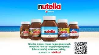 "Rusza ogólnopolska akcja ""Nutella Kocha Polskę"""
