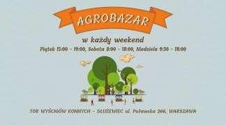 Agrobazar na terenie Wyścigów Konnych i Dożynki Prezydenckie