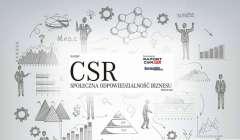 43. Raport Społecznej Odpowiedzialności Biznesu