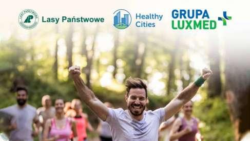 """Twoje kroki zmieniają świat – rusza inicjatywa """"Healthy Cities"""""""