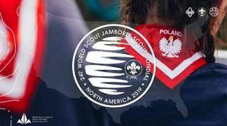 Światowe Jamboree Skautowe - harcerze promują polskie kabanosy