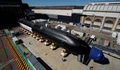 Naval zwodował Suffren - wielozadniowy okręt podwodny